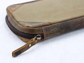 Canvas Travel Document Holder Thumbnail