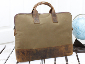 Slim Laptop Bag Thumbnail