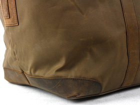 Canvas Holdall For Men Thumbnail