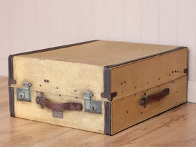 View our  Lady's Wardrobe Case by Taycall from the  Vintage Suitcases collection