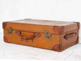 View our  Vintage Suitcase from the  Sold collection