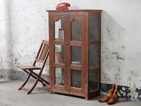 View our  Colonial Vintage Cabinet  from the  For The Home collection