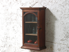 View our  Shabby Chic Wall Cabinet from the  Vintage Cabinets & Cupboards collection