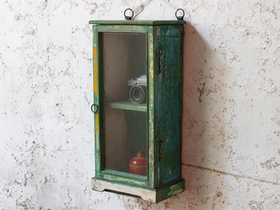 View our  Shabby Chic Wall Cabinet from the  For The Home collection