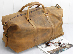 View our Women Duffle Bag from the Women Leather Weekender Bags collection