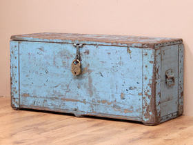 View our  Vintage Tool Chest from the  Old Wooden Chests, Trunks & Boxes collection