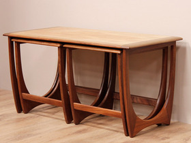 View our  G-Plan Coffee Table Nest from the  Vintage Tables & Desks collection