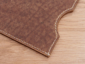 Leather iPhone 5 Sleeve  Thumbnail