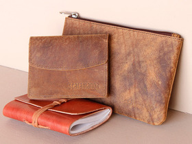 View our  Leather Accessory Set 1 from the  Accessories collection