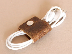 Leather Cord Organisers (4) Thumbnail