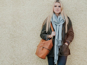 View our  Leather Hobo Bag from the  Tote Bags collection