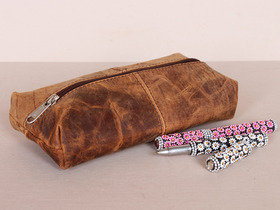 Leather Pencil Case Thumbnail