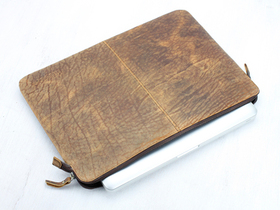 Leather Laptop Case 15 Inch Thumbnail