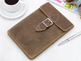 Leather Tablet Case 9 + 10 Inch (Buckle) Thumbnail