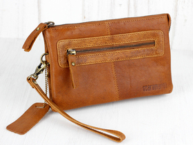 View our  Leather Wristlet Clutch from the  Gifts For Women collection
