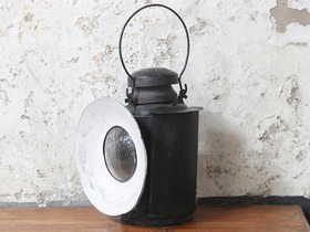 View our  Vintage Railway Lantern - Large from the  Lanterns collection
