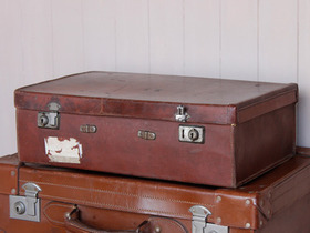 View our  Mid-Century Suitcase from the  Vintage Suitcases collection