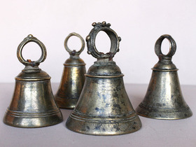 View our  Original Temple Bell Large from the  Vintage Art  collection