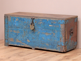 View our  Tool Chest from the  Old Wooden Chests, Trunks & Boxes collection