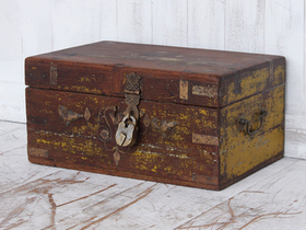 Antique Treasure Chest Thumbnail