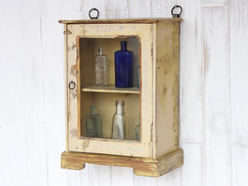 View our  Vintage Glass Cabinet from the  New In collection