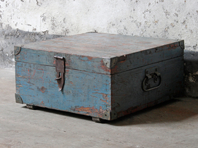 View our  Shabby Chic Box from the  Old Wooden Chests, Trunks & Boxes collection