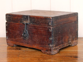 View our  Old Box from the  Old Wooden Chests, Trunks & Boxes collection