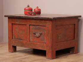 View our  Old Red Jewellery Maker's Workbench from the  Old Wooden Chests, Trunks & Boxes collection