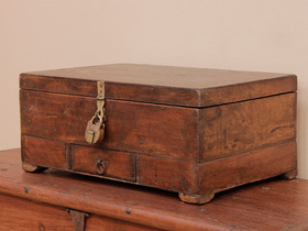 View our  Rustic Storage Chest from the  Old Wooden Chests, Trunks & Boxes collection