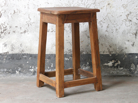 View our  Vintage Breakfast Bar Stool from the  Old Chairs, Stools & Benches collection