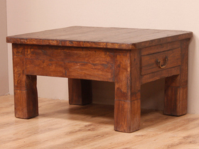 View our  Old Rustic Teak Jewellery Maker's Table from the  Vintage Tables & Desks collection