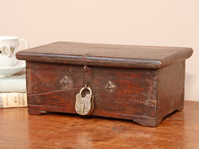 View our  Rustic Wooden Chest from the  Father's Day Gifts collection