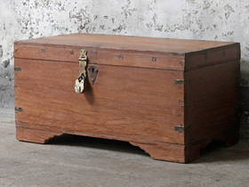 View our  Storage Chest  from the  Old Wooden Chests, Trunks & Boxes collection