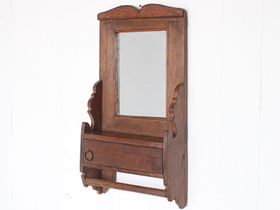 View our  Small Bathroom Mirror from the  Vintage Cabinets & Cupboards collection