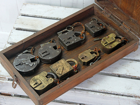 View our  Vintage Storage Box from the  New In collection