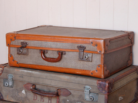 View our  Vintage Suitcase from the  Vintage Suitcases collection