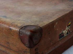 Vintage Suitcase By Revelation Thumbnail
