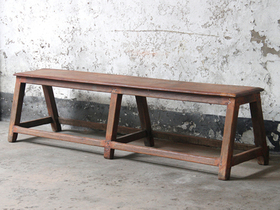 View our  Hallway Bench from the  Old Chairs, Stools & Benches collection