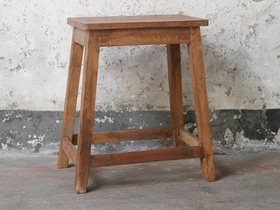 View our  Extra Large High Stool  from the  Old Chairs, Stools & Benches collection