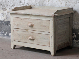 Shabby Chic Side Table Thumbnail