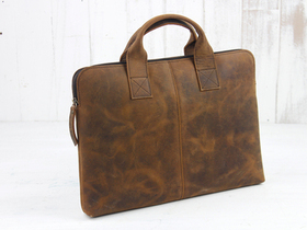 More views of Leather Laptop Bag 13 Inch