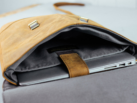 Soho Leather Backpack For Men Thumbnail