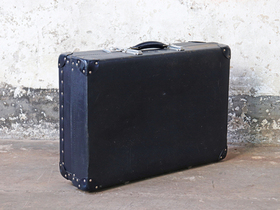 Blue Vintage Suitcase by Revelation Thumbnail