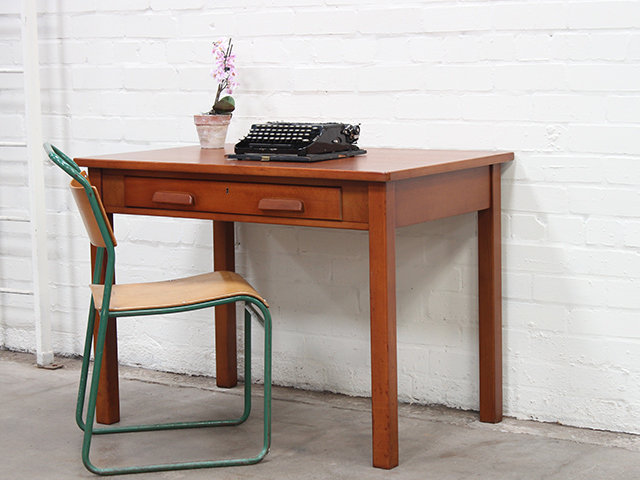 View our  Wooden Office Desk from the  Vintage Tables & Desks collection