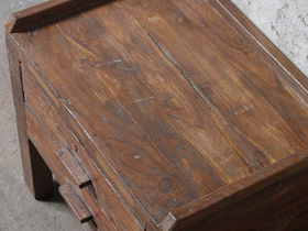 Wooden Side Table Thumbnail