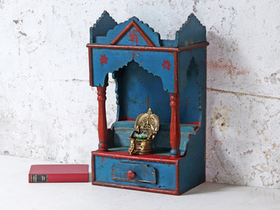 Painted Traditional Temple Display Thumbnail