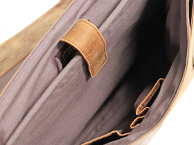 The Hamilton Leather Briefcase for Men Thumbnail