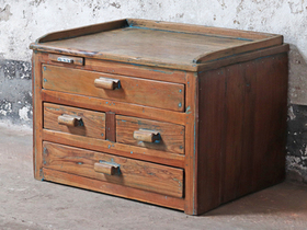 More views of Vintage Chest Of Drawers
