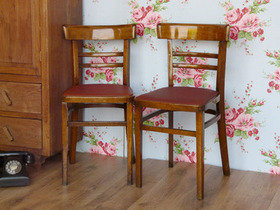 Vintage Dining Chairs Thumbnail