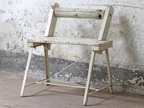 Vintage Industrial Chair Thumbnail